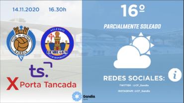 PREVIA CF GANDIA – AT. BENIDORM