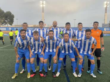 Un Gol de Álex Cortell sella una trabajada victoria del equipo en el derbi de la Ciudad. CF GANDIA 2 – UD PORTUARIOS 1