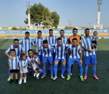 EL CF GANDIA CONSIGUE LA PRIMERA VICTORIA COMO LOCAL ANTE EL ATLÉTICO BENIDORM (3-0)