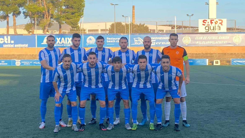 Dura derrota en el estreno liguero como local ante el CE Pedreguer (0-3)